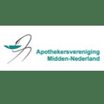 Apothekersvereniging Midden Nederland logo