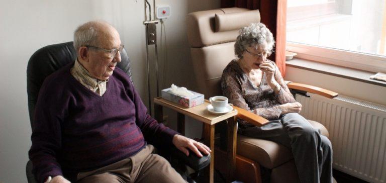 thuiswonende ouderen
