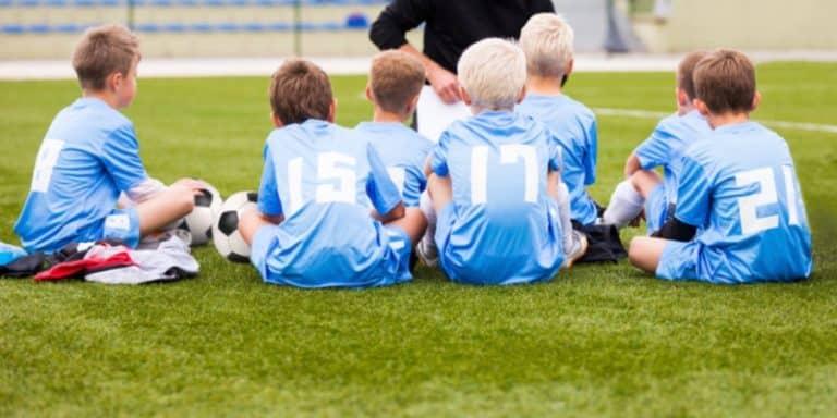 UEFA foundation for children voetbal
